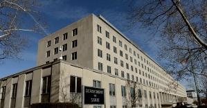 ABD Dışişleri Bakanlığı#039;ndan...