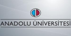 Anadolu Üniversitesinden...