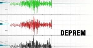 Antalya#039;da deprem
