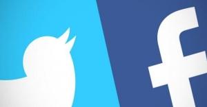 İşte Twitter ve Facebook#039;un...