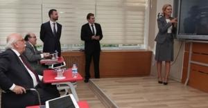 MEB'in eğitim programı 'EBA' tanıtıldı