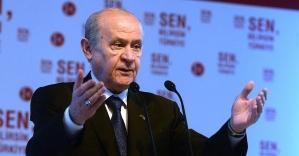 MHP seçim bildirgesi açıklandı