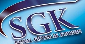 SGK Hizmet Dökümü ve GSS sorgulamaları e-Devlet çatısında