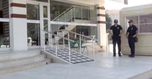 Siirt'te bazı eğitim kurumlarında polis arama yapıyor