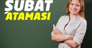 Şubat Ataması - Ne kadar öğretmen ataması yapılacak? 2016 MEB Personel