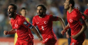 Türkiye 1 - 0 İzlanda HD geniş özeti