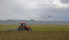Çiftçi Kayıt Sistemi'ne başvuru...