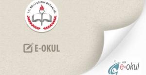 E-okul Veli Bilgilendirme Sistemi 2016 Giriş Sayfası