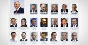 Kabine ilk toplantısını Beştepe'de yapacak