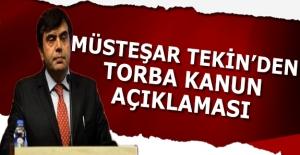 MEB Müsteşarından #039;torba kanun#039;...