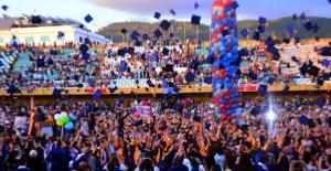 MSKÜ'de yaklaşık 6 bin öğrenci, diplomalarını aldı