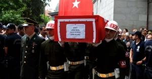 Şehit Astsubay Yıldırım, Tokat'ta toprağa verildi