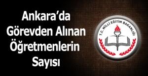 Ankara'da Görevden...