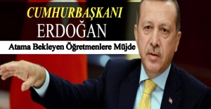 Cumhurbaşkanı Erdoğan#039;dan Öğretmen...