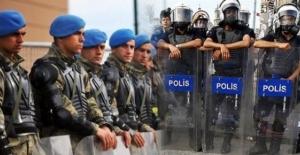 Polis ve jandarma omuz omuza görev yapıyor