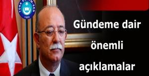TES Başkanı İsmail...