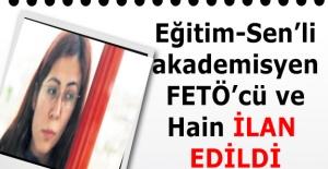 Eğitim-Sen#039;li akademisyen FETÖ#039;cü...