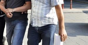 Zonguldak'taki 2'si öğretmen 9 kişi gözaltına alındı