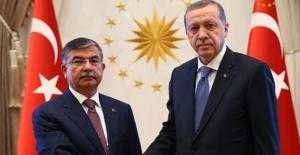 Erdoğan, Milli Eğitim Bakanı Yılmaz'ı kabul etti