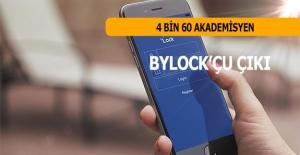 4 bin 60 akademisyen Bylock'çu çıktı