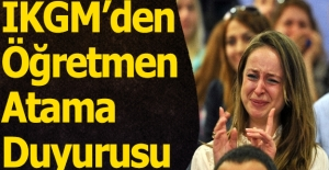 MEB, İKGM'den Öğretmen Atama Duyurusu Geldi