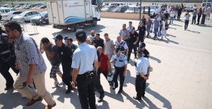 Siirt'te 13 kamu personeli adliyeye sevk edildi