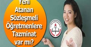 Sözleşmeli Öğretmenlere Doğu Tazminatından Ne Haber?