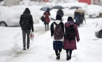Hangi il ve ilçelerde kar tatili var?
