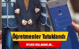 'ByLock' kullanan 1 polis ve 8 öğretmen tutuklandı