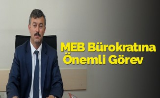 MEB Bürokratına Önemli Görev