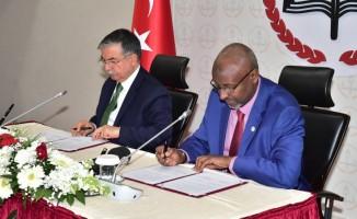 Cibuti ile eğitim işbirliği protokolü