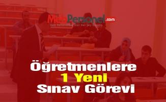 Öğretmenlere 1 Yeni Sınav Görevi (Anadolu Üniversitesi)