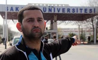 Azeri öğrenciye, üniversite güvenliğinden dayak iddiası