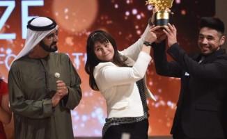 Kanadalı öğretmene 1 milyon dolarlık eğitim ödülü