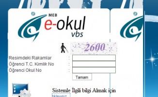 E-okul Veli Bilgilendirme Sistemi (VBS) 2017