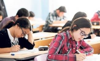 Merkezi ortak sınavların birinci gün oturumları başladı
