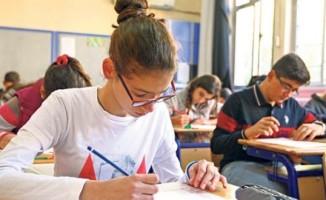 Türkçe ve  Matematik Kolaydı; Din Kültürü Zordu