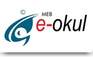 E-okul 2. Dönem Karne Notları Öğrenme Ekranı