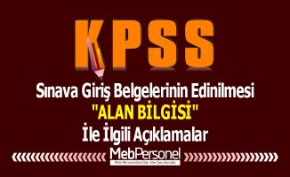 KPSS: Kamu Personel Seçme Sınavı