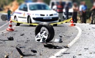 KPSS'ye giderken kaza yaptılar