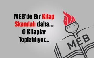MEB'de, bir kitap skandalı daha!