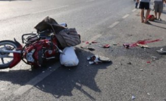 Muğla'da okula motorsikletle giden öğretmen hayatını kaybetti