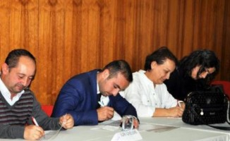 Bolu'da öğretmenler arası şiir yarışması