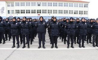 Polis adaylarının zorlu eğitim süreci