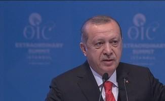 Cumhurbaşkanı Erdoğan: İsrail, terör ve işgal devletidir