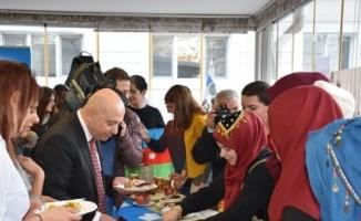 Erasmusun 30. yılında öğrenciler yemekleriyle yarıştı