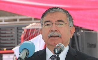 Millî Eğitim Bakanı Yılmaz bugün Ankara'da