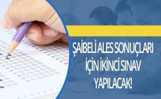 Şaibeli ALES sonuçları için ikinci sınav yapılacak