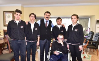 SERÇEV'den Müsteşar Tekin'e ziyaret