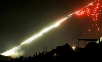 Afrin'den Kilis'e 3 roket atıldı